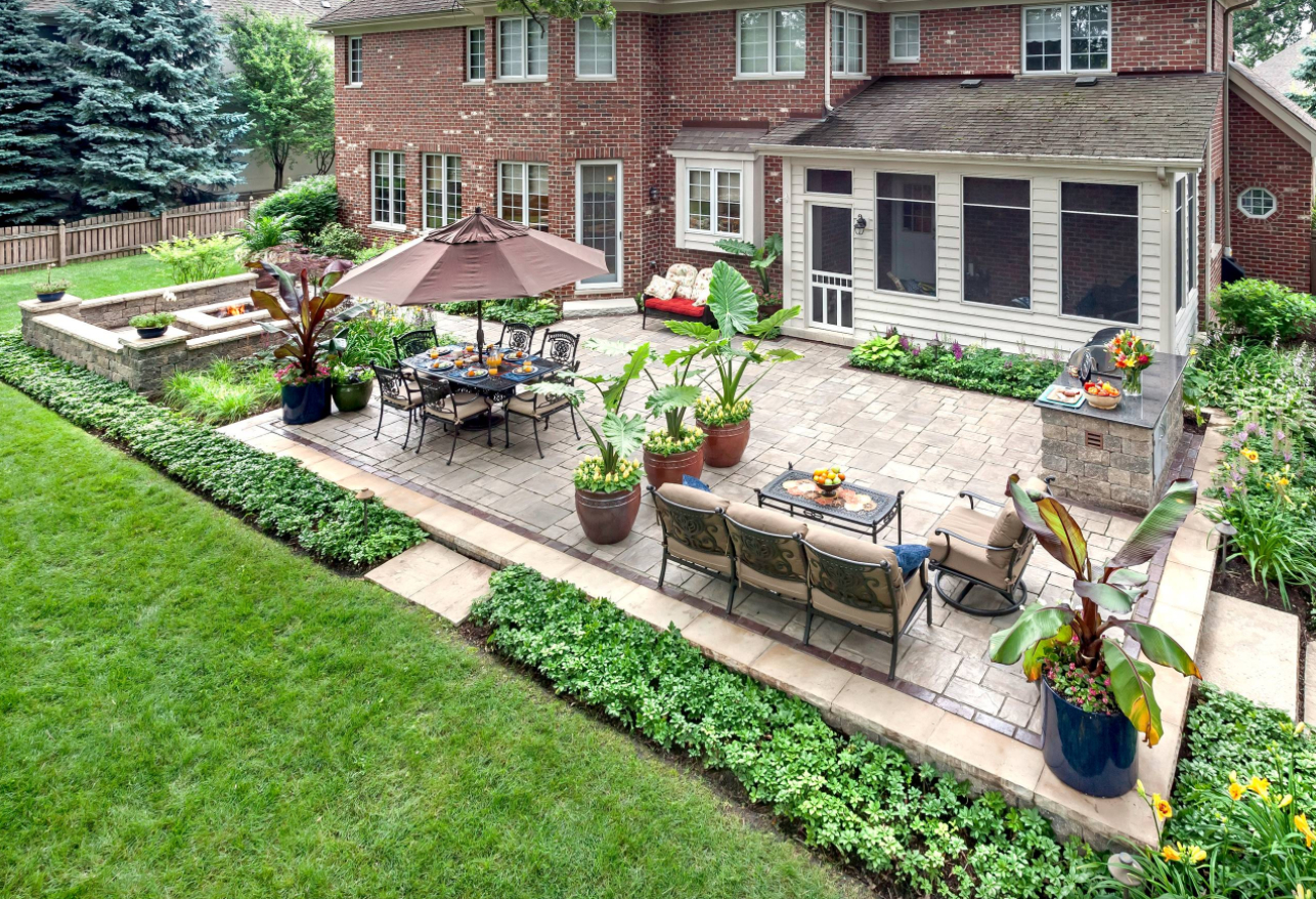 Prepare Your Yard For Spring With These Easy Landscaping Ideas for 10 Clever Ideas How to Build Easy Landscaping Ideas For Backyard