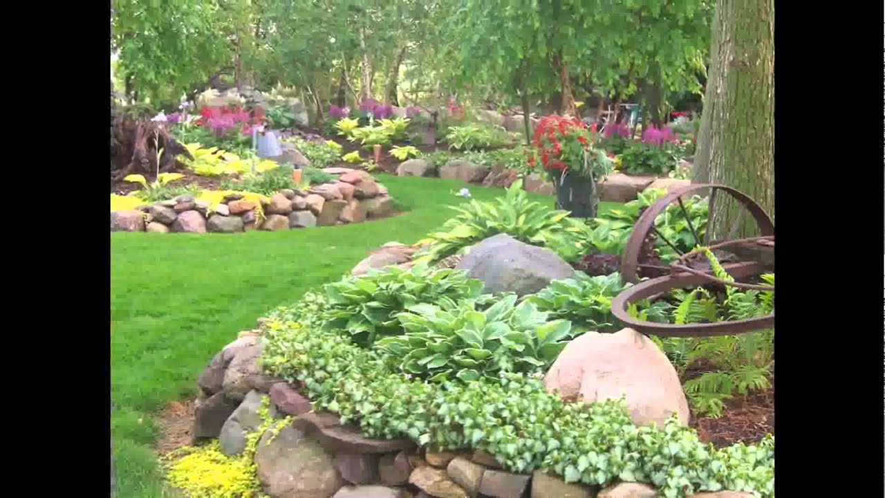 Rock Garden Designs Rock Garden Designs For Front Yards Small pertaining to Backyard Landscaping Ideas With Rocks