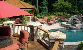 Simple How Much Is It To Landscape A Backyard Home Decor Color regarding How Much Is It To Landscape A Backyard