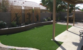 Simple Landscaping Ideas For Small Backyards Home Design within Cheap Ideas For Backyard Landscaping