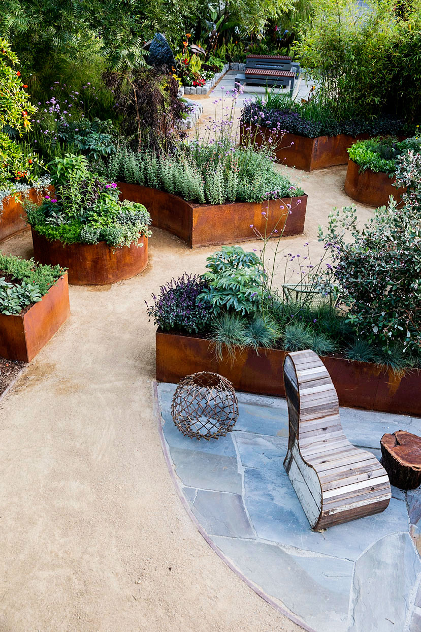 Small Backyard Ideas For An Edible Garden Sunset Magazine with 13 Clever Ideas How to Improve Small Backyards Ideas