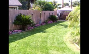 Small Backyard Ideas Small Backyard Landscaping Ideas Youtube inside How To Landscape A Small Backyard