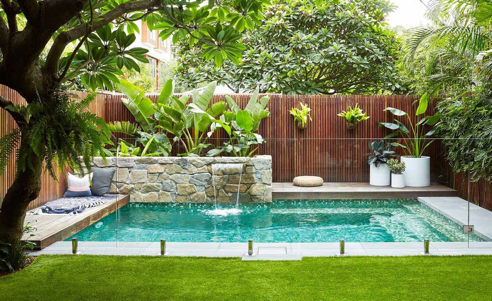 Small Pool Ideas Find Images Of House Interior with regard to 13 Genius Ways How to Upgrade Small Pool Backyard Ideas
