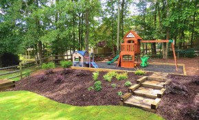 The Stylish As Well As Attractive Backyard Ideas With A Hill inside 13 Smart Concepts of How to Upgrade Backyard Hill Ideas