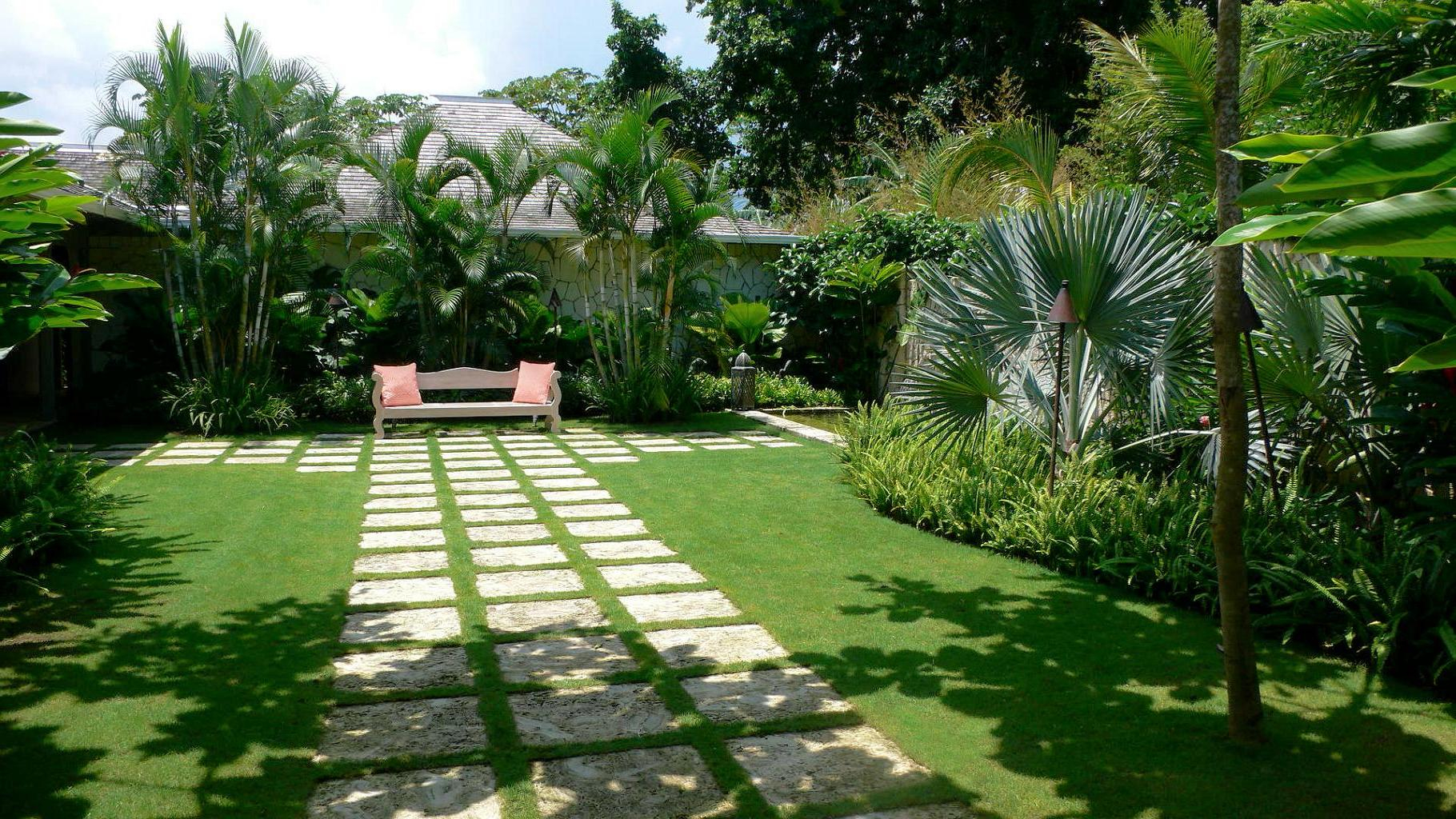 Tropical Garden Design Landscaping In Brisbane Queensland Au throughout 14 Awesome Concepts of How to Build Tropical Backyard Landscaping