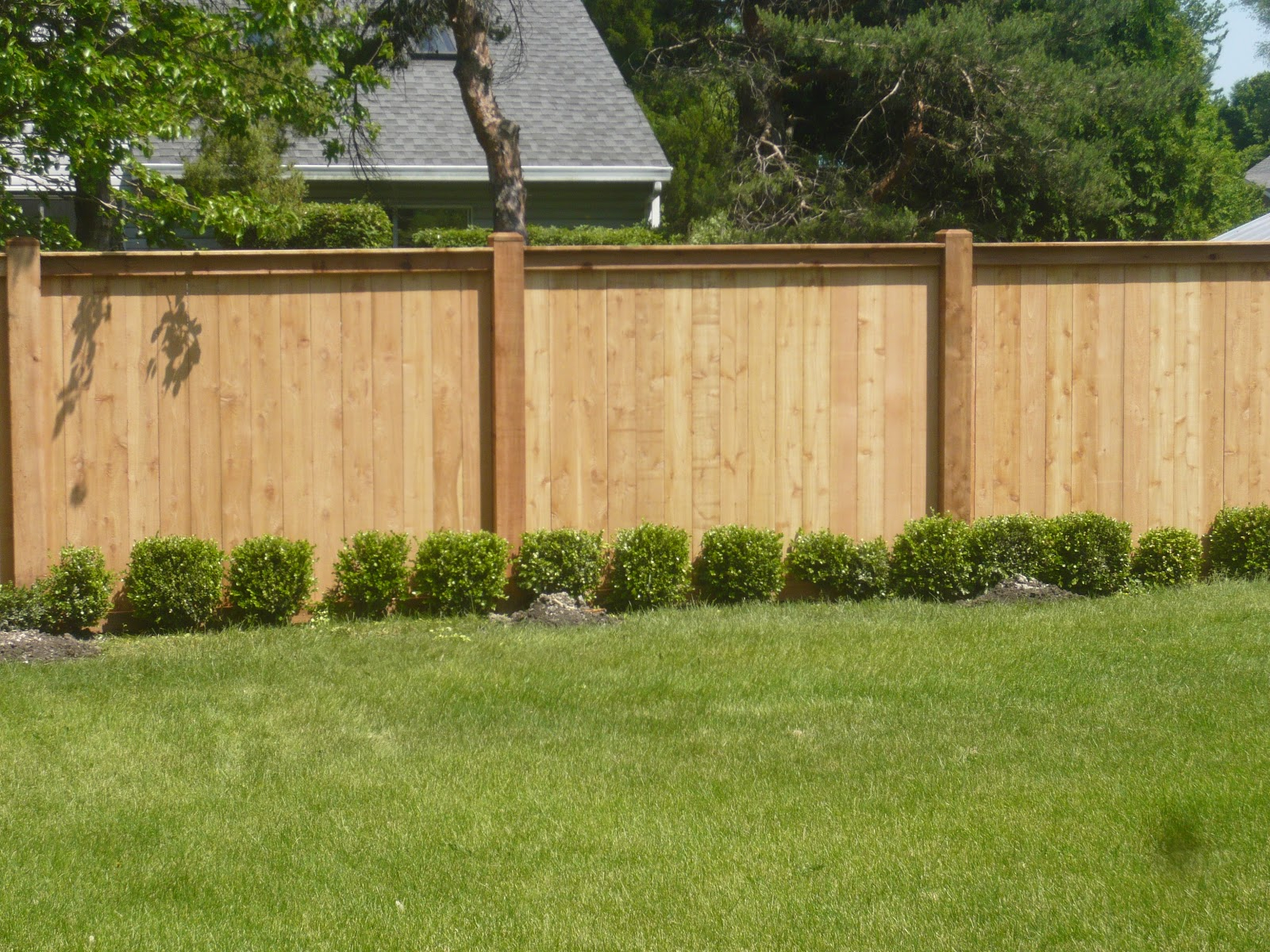 Types Of Backyard Fence Ideas Fence And Gate Ideas regarding 13 Genius Concepts of How to Build Types Of Backyard Fences