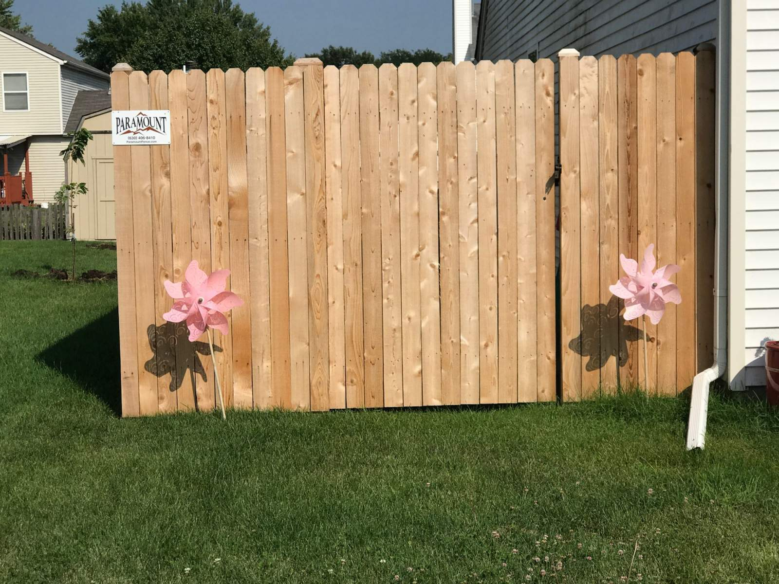 Types Of Fence Batavia Il Paramount Fence inside 10 Smart Initiatives of How to Improve Fences For Backyard