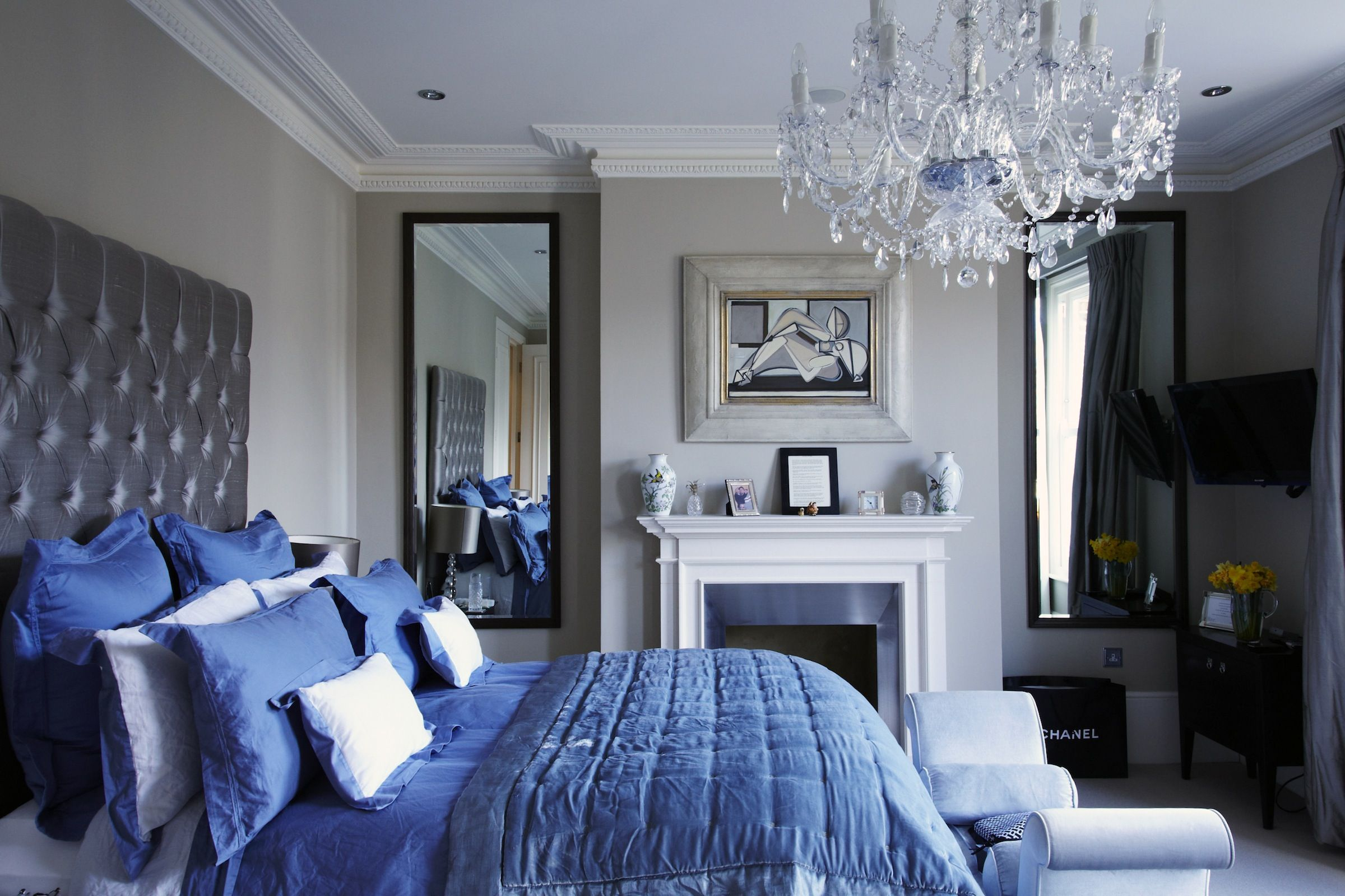 Victorian Chic House With A Modern Twist Windows Walls Doors And with regard to 15 Smart Concepts of How to Makeover Modern Victorian Bedroom