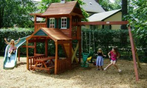 Wonderful Backyard Playground Ideas Catherine Homes New pertaining to 13 Clever Ideas How to Make Backyard Play Ideas