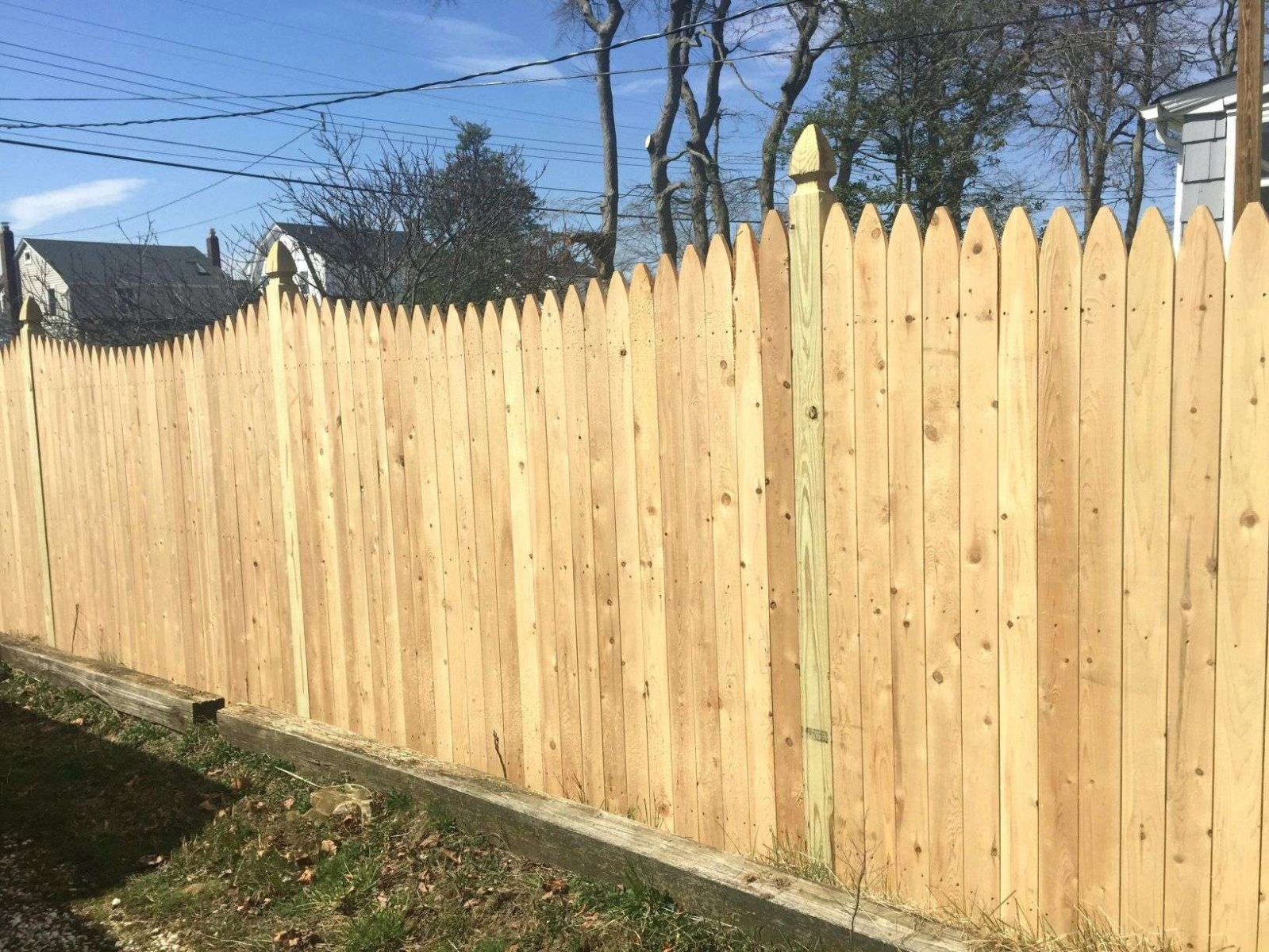 Wood Fence Cost Calculator Deliredutchatfr intended for 16 Smart Ideas How to Make Backyard Fence Cost Calculator
