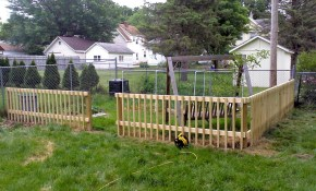 Wood Fence Ideas For Backyard Colors For Your Home Diy Garden for 11 Genius Designs of How to Makeover Backyard Garden Fence