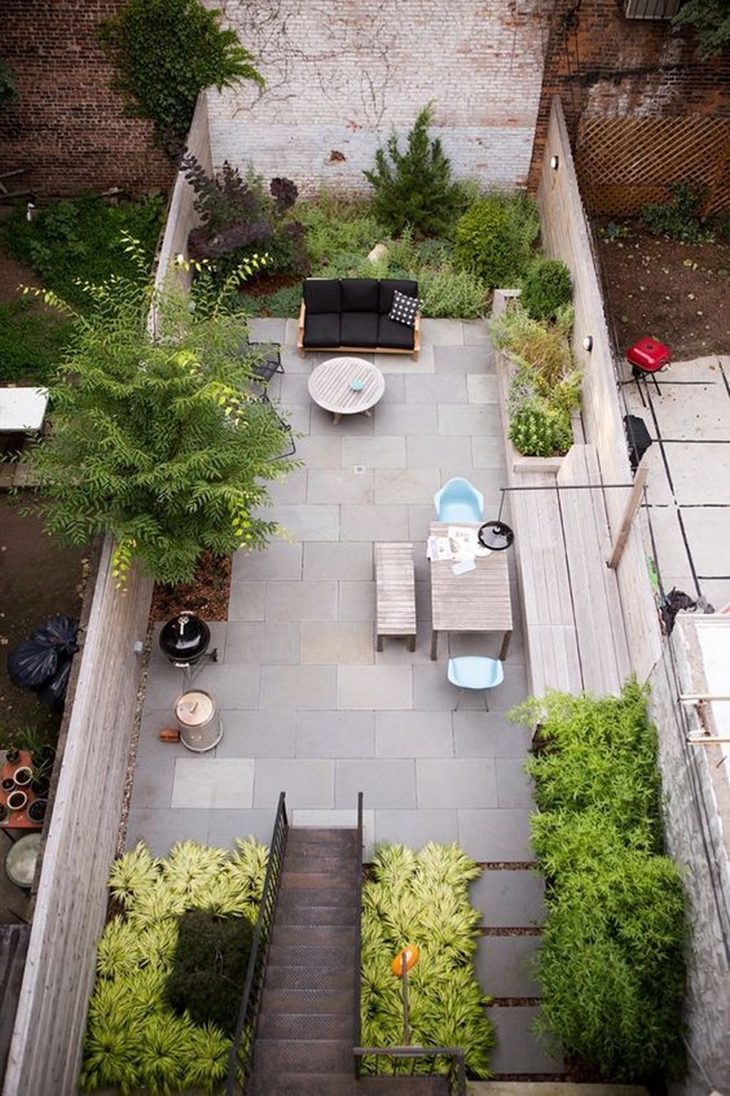 12 Awesome Ways How To Improve Townhouse Backyard Landscaping Ideas within 10 Genius Initiatives of How to Makeover Landscaping Small Backyards Townhouse