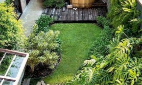 130 Attractive Backyard Landscaping Decor Ideas On A Budget intended for Garden Backyard Ideas