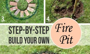 16 Easy And Cheap Diy Outdoor Fire Pit Ideas Style Motivation within Cheap Backyard Fire Pit Ideas