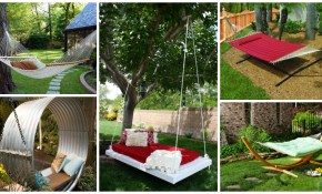 17 Backyard Hammock Ideas Adding Cozy Accent To Outdoor Place throughout 11 Smart Ways How to Makeover Backyard Hammock Ideas