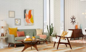 20 Mid Century Modern Living Room Ideas Overstock inside 13 Awesome Ideas How to Upgrade Orange Living Room Set