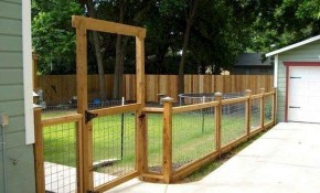 21 Diy Backyard Privacy Fence Ideas On A Budget Doitdecor throughout DIY Backyard Fence
