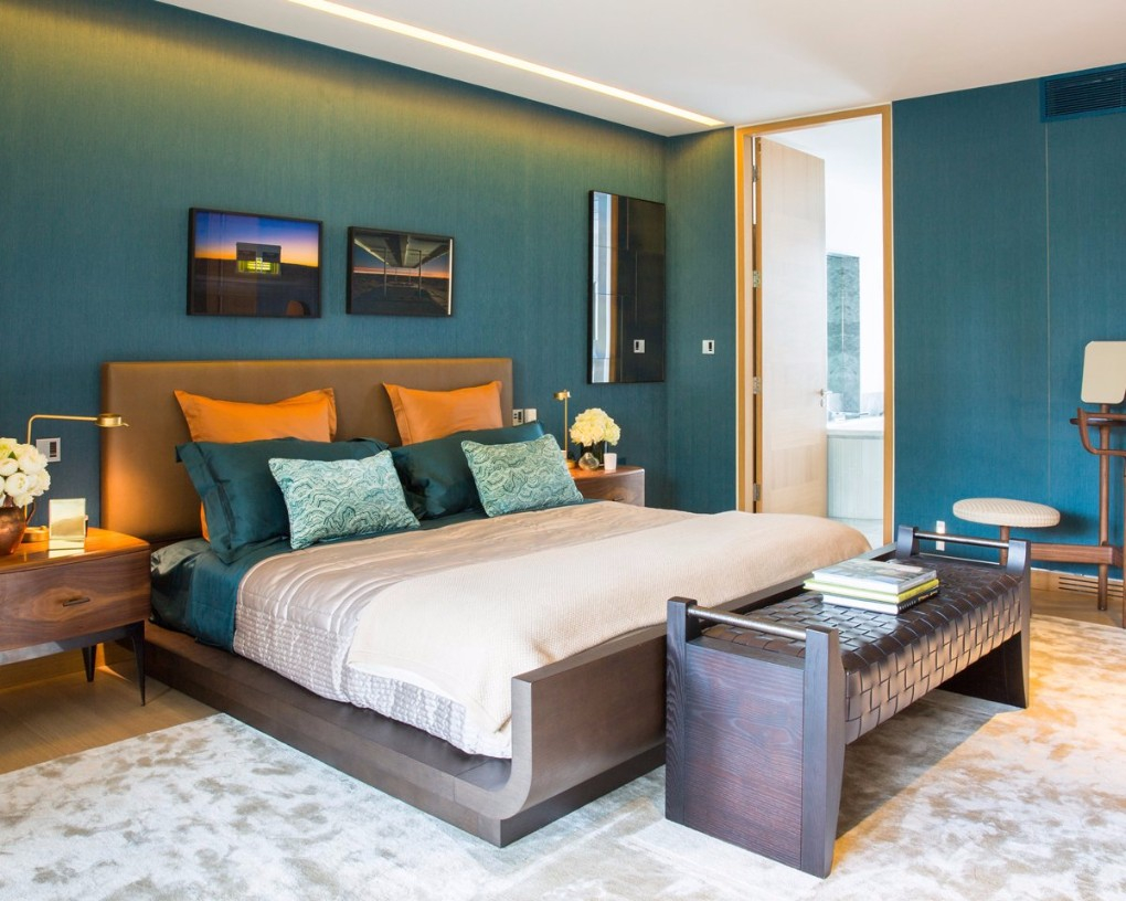 22 Flawless Contemporary Bedroom Designs with 12 Some of the Coolest Tricks of How to Build Modern Bedroom Designs