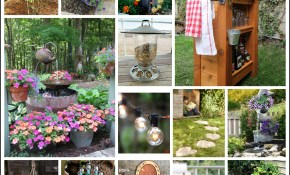 23 Best Diy Backyard Projects And Garden Ideas My Turn For Us within Garden Backyard Ideas