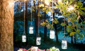 25 Backyard Lighting Ideas How To Hang Outdoor String Lights regarding Backyard Party Lighting Ideas