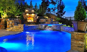 25 Ideas For Decorating Backyard Pools pertaining to 14 Clever Tricks of How to Upgrade Backyard Pool Ideas Pictures