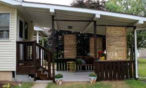 27 Awesome Diy Outdoor Privacy Screen Ideas With Picture for Privacy Screen Ideas For Backyard