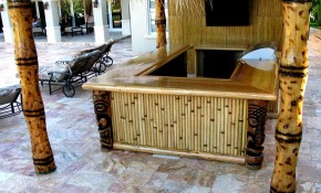 35 Creative Tiki Bar Ideas Welcome To Remax Preferred And Re throughout 11 Smart Tricks of How to Make Tiki Backyard Ideas
