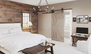 50 Modern Farmhouse Bedroom Decor Ideas Makes You Dream Beautiful In intended for Modern Farmhouse Bedroom