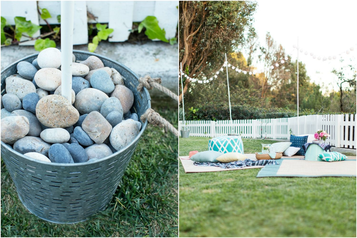 60 Summer Party Ideas And Themes Outdoor Entertaining Tips with Backyard Decorations For Party