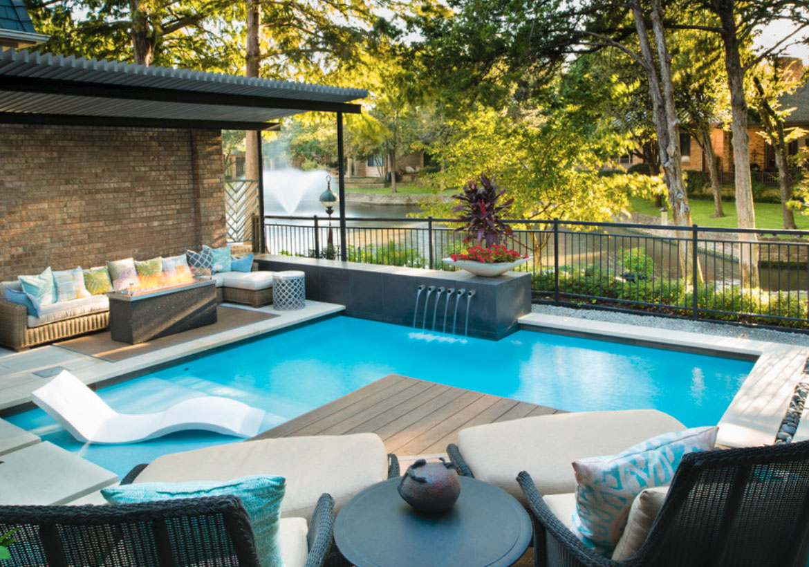 63 Invigorating Backyard Pool Ideas Pool Landscapes Designs Home within 14 Smart Designs of How to Improve Small Pool Ideas For Backyards