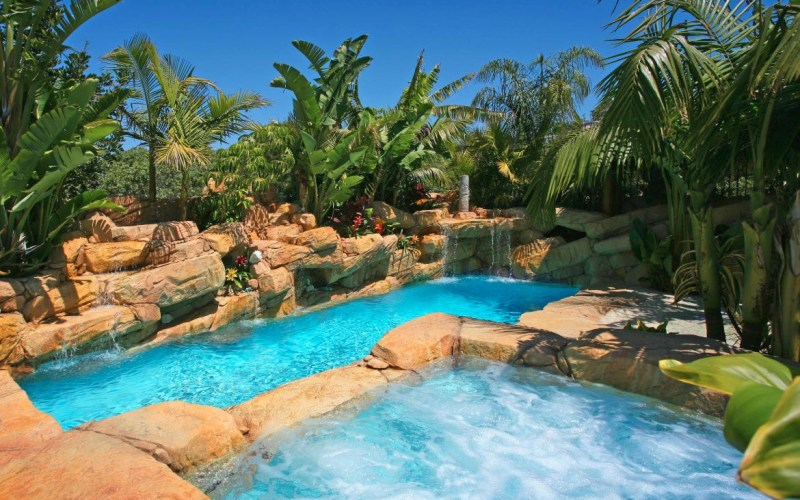 63 Invigorating Backyard Pool Ideas Pool Landscapes Designs In inside 14 Clever Tricks of How to Upgrade Backyard Pool Ideas Pictures