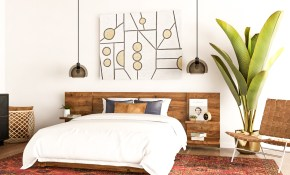7 Mid Century Modern Bedroom Ideas To Try In Your Space for 14 Smart Tricks of How to Improve Mid Century Modern Bedroom Design