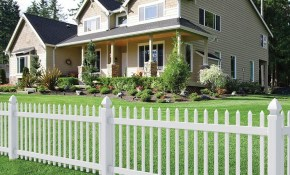 75 Fence Designs Styles Patterns Tops Materials And Ideas for 10 Smart Ideas How to Upgrade Cheap Backyard Fencing