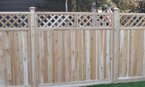 75 Fence Designs Styles Patterns Tops Materials And Ideas in Types Of Privacy Fences For Backyard