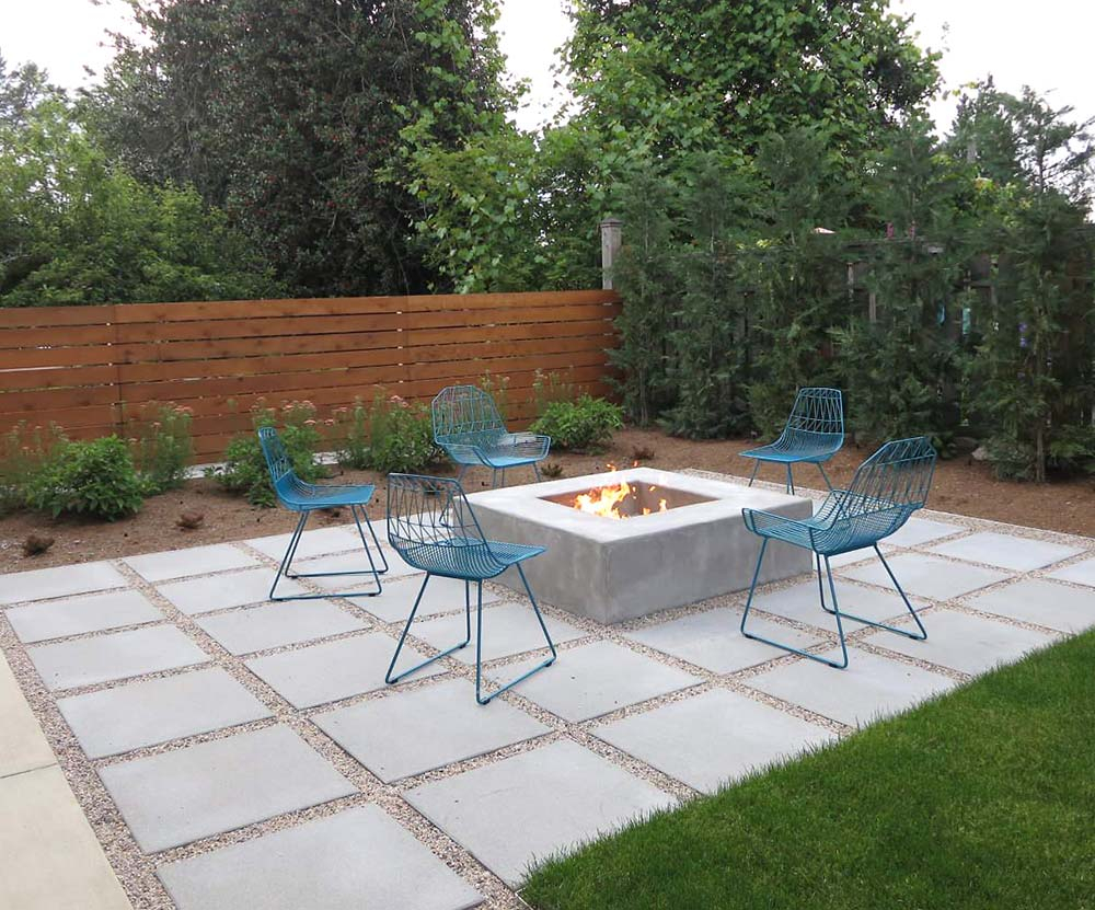 9 Diy Cool Creative Patio Flooring Ideas The Garden Glove with regard to 11 Smart Initiatives of How to Craft Backyard Stone Patio Design Ideas