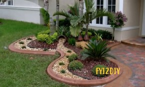90 Front Sidewalk Landscaping Ideas Small Front Yard Landscaping intended for Backyard Sidewalk Ideas