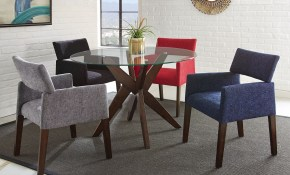 Amalie Dining Room Set W Chair Choices Steve Silver Furniture intended for Living Room And Dining Room Sets