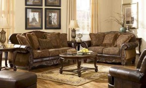 Ashley Furniture Leather Living Room Sets Lih 53 Leather Living regarding 12 Clever Initiatives of How to Improve Ashley Leather Living Room Sets