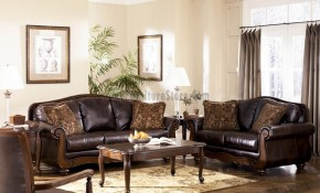 Ashley Furniture Living Room Antique Living Room Set Signature with regard to 12 Clever Initiatives of How to Improve Ashley Leather Living Room Sets