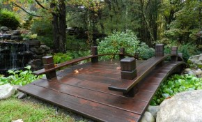 Backyard Bridge Designs Lovely Landscaping Bridge 1 Garden Bridge with Backyard Bridge Ideas