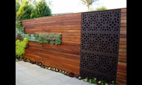 Backyard Garden Fence Ideas Youtube intended for 12 Clever Ways How to Craft Backyard Fence Ideas