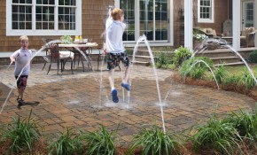 Backyard Ideas For Kids Kid Friendly Landscaping Guide Install It with Backyard Landscaping Ideas With Pavers