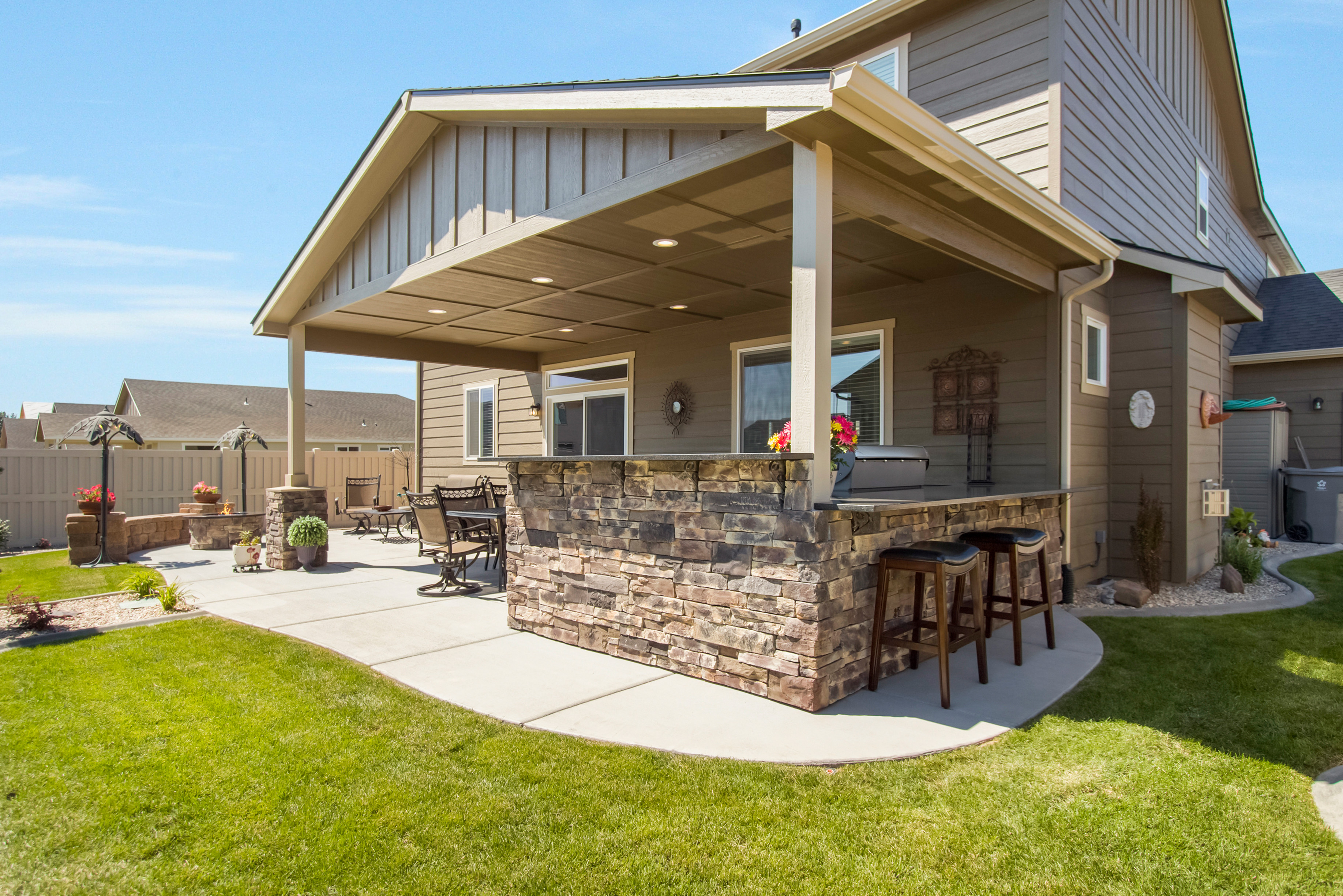 Backyard Ideas For Your New Home Hayden Homes Blog intended for 11 Smart Ideas How to Upgrade Home Backyard Ideas