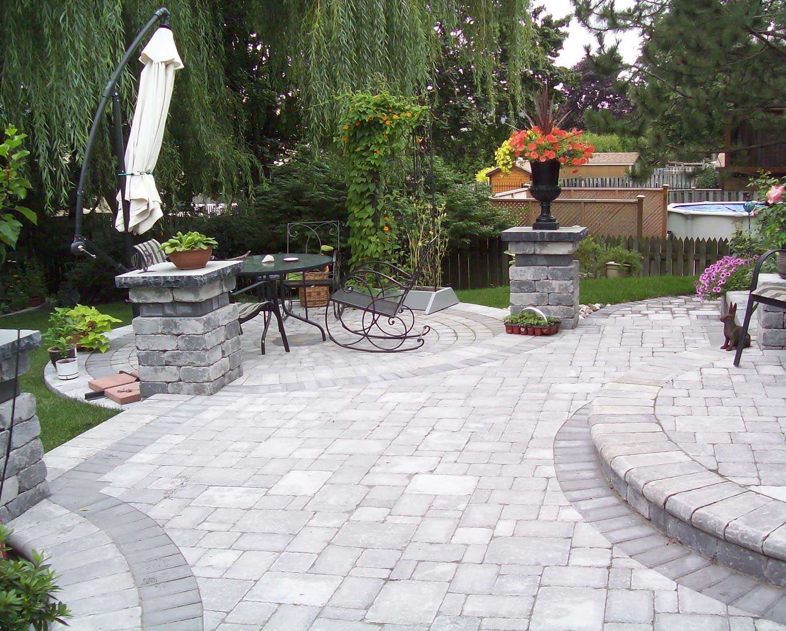 Backyard Landscape Design Built For Limitless Enjoyment Landscaping for 12 Some of the Coolest Ways How to Craft Backyard Landscaping Ideas With Pavers
