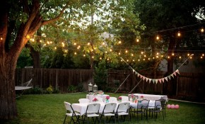 Backyard Party Decoration Ideas For Adults Mystical Designs And Tags inside Backyard Birthday Party Ideas For Adults