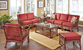 Bali Living Room Rattan Coffee Table Model Blct From Spice Island with regard to 13 Smart Ideas How to Craft Wicker Living Room Sets
