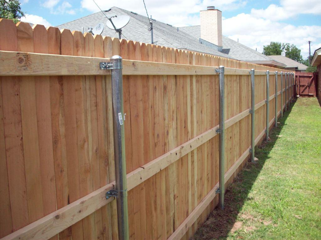 Basic Cedar Fence Fence Companies Gate Companies Lifetime Fence pertaining to 16 Smart Tricks of How to Craft Fence Backyard Cost
