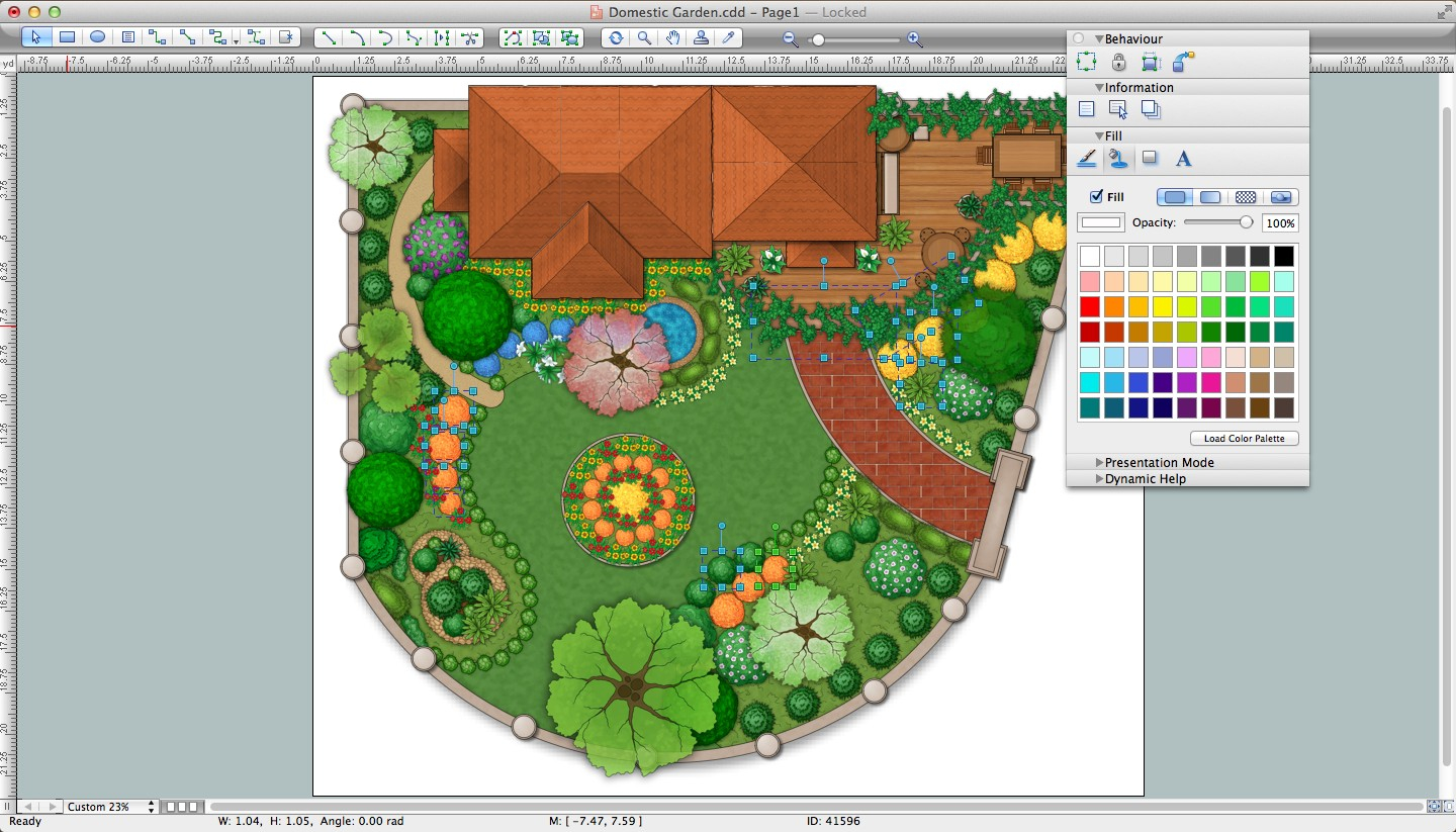 Beautiful Landscape Drawing Software Ideas House Generation inside Backyard Landscape Design Software Free