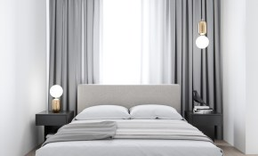 Bedroom Ideas 52 Modern Design Ideas For Your Bedroom The Luxpad intended for Modern Grey Bedroom