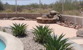 Desert Backyard Landscape Theme Swimming Pool Side Photo Garden In with 14 Genius Designs of How to Craft Backyard Desert Landscaping